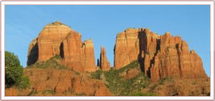 The Red Rocks of Sedona are breathtaking!